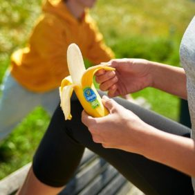 12 Week Half Marathon Training with Chiquita Bananas