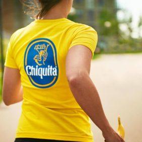 16-Week Marathon Training with Chiquita bananas