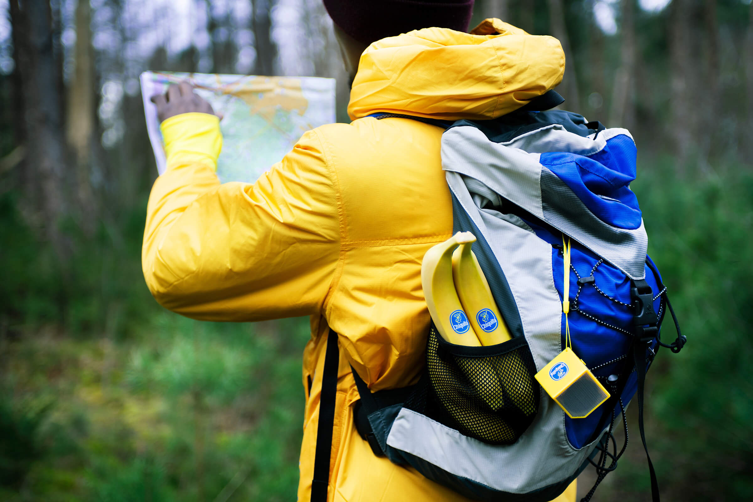 Backpacking with a Chiquita banana – the healthy and convenient snack - 1