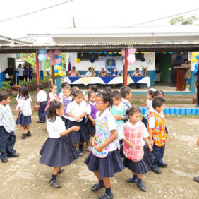 Chiquita Donates Preschool Classroom for Farm 64 School in Bocas del Toro