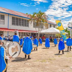 Chiquita Improves facilities at Birichiche Public School