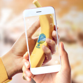 Chiquita Teamed Up with Shazam to Virtually Transform the Produce Aisle with Immersion Experience