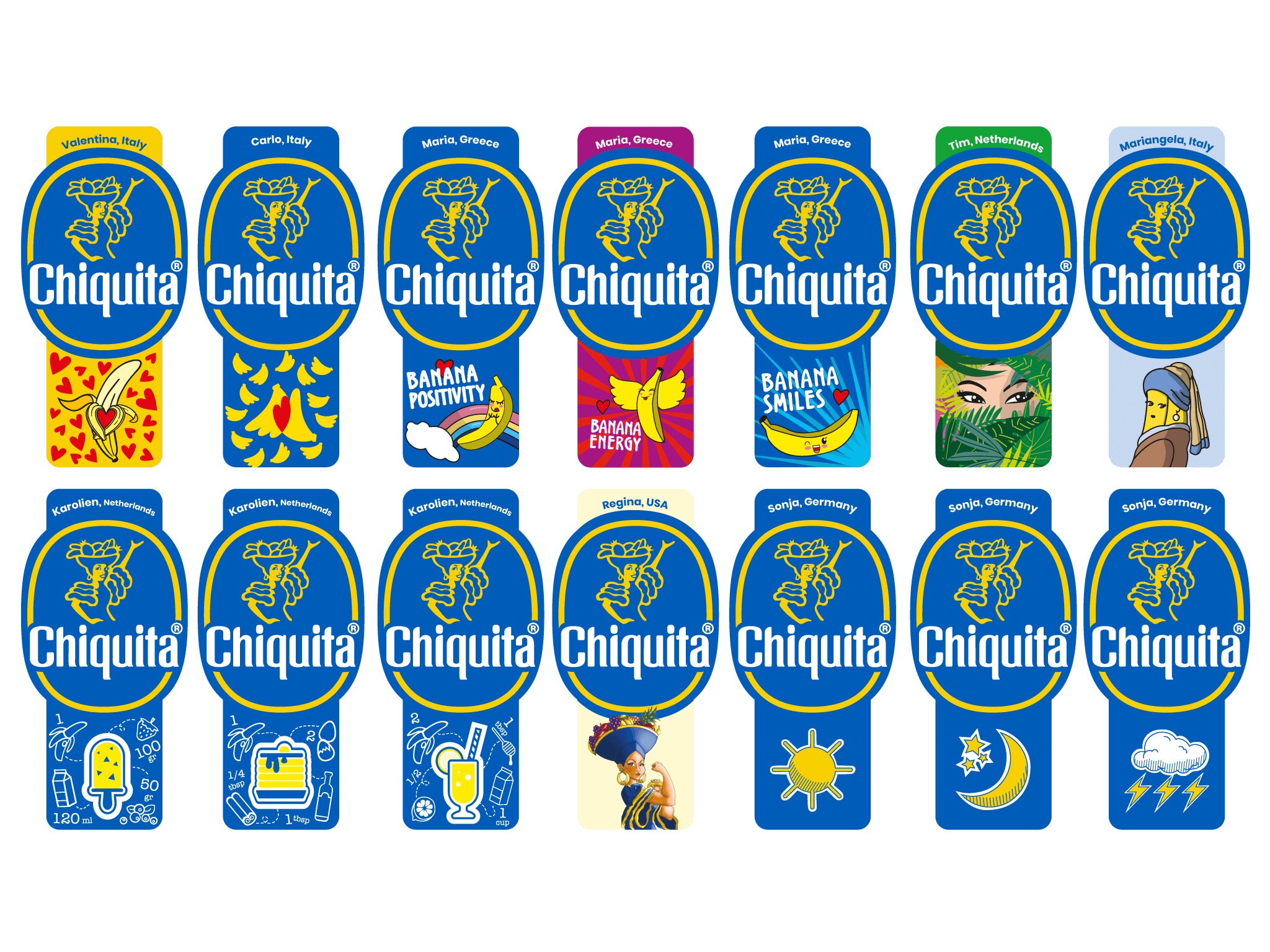 Chiquita announces 'Fuel the fun' competition winners - 1