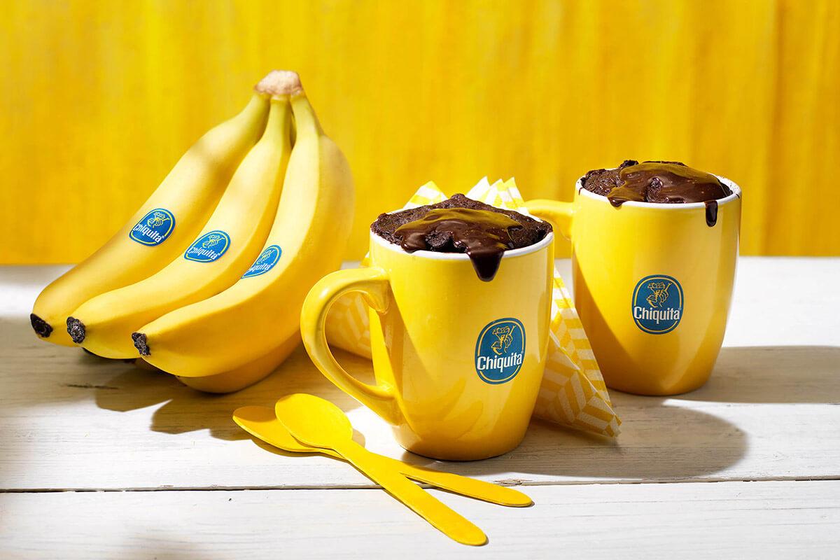 Chiquita Banana Mug Brownie Chiquita Recipes