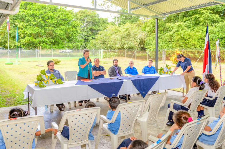 Chiquita donates land for schools to the Costa Rican Ministry of Education - 5