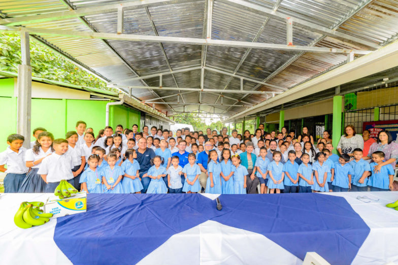 Chiquita donates land for schools to the Costa Rican Ministry of Education - 6