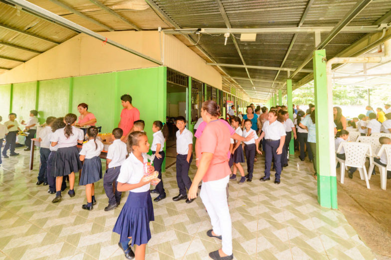 Chiquita donates land for schools to the Costa Rican Ministry of Education - 8