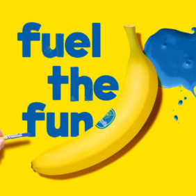 Chiquita fuels the fun!