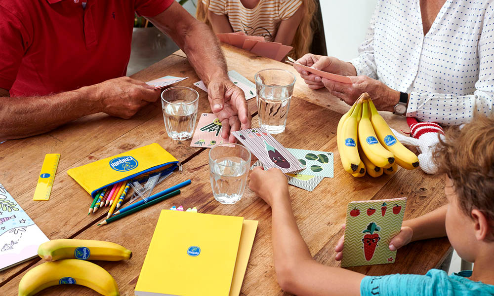 Chiquita goes bananas over precious family moments Lifestyle