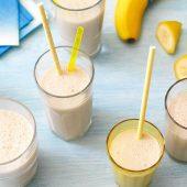 Easy Banana Shake