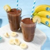 Easy Double Chocolate Chiquita Banana Shake