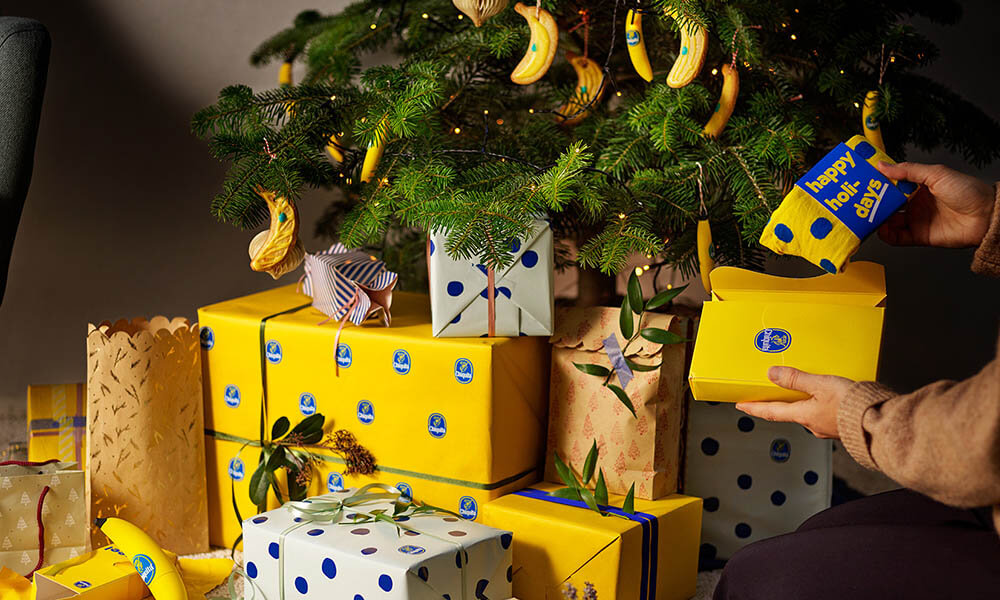 It's the 24 days of Chiquita Christmas!
