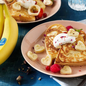 Love these three Chiquita Banana Valentine's Day recipes