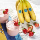Quick Strawberry Chiquita Banana Smoothie