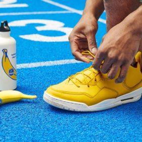 Run, run, run as fast as you can this spring with Chiquita Bananas