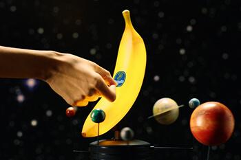 The Chiquita Banana Sun Cometh has received Gold! - 3