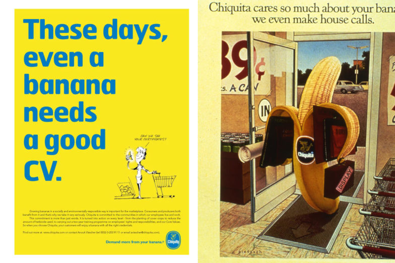 A taste of those great Chiquita Moments