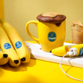 Quick and easy Chiquita banana mug-cake recipes