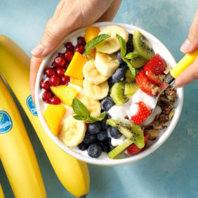 Chiquita's breakfast banana recipes