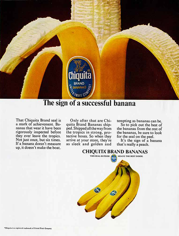 1965-Chiquita-sign-of-a-successful-banana