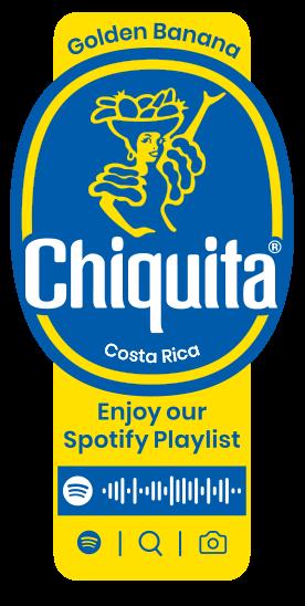 Spotify_Golden_Banana_Chiquita_Sticker