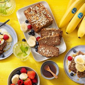 Time to bake with Chiquita bananas!