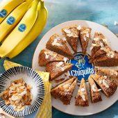 Chiquita banana coconut bread