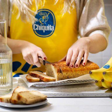 3-ingredient banana bread by Chiquita