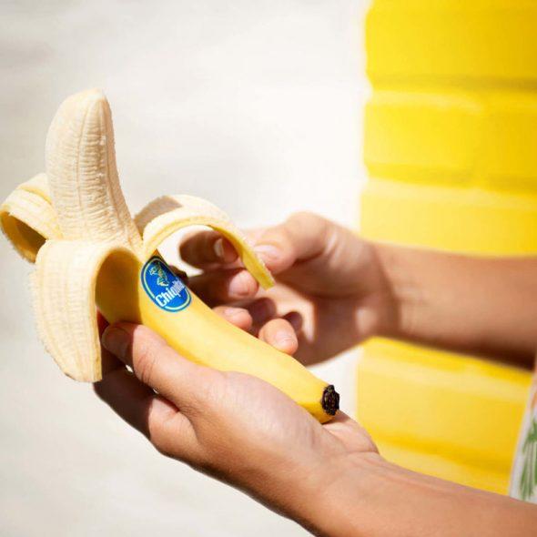 Chiquita bananas: the hero fruit!