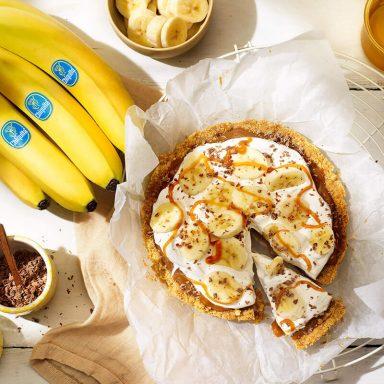 Best banoffee pie