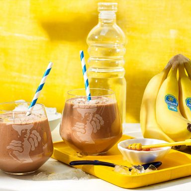 Post-Workout Chiquita Banana Protein Shake