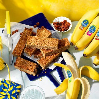 Chiquita Banana Bread Protein Bars