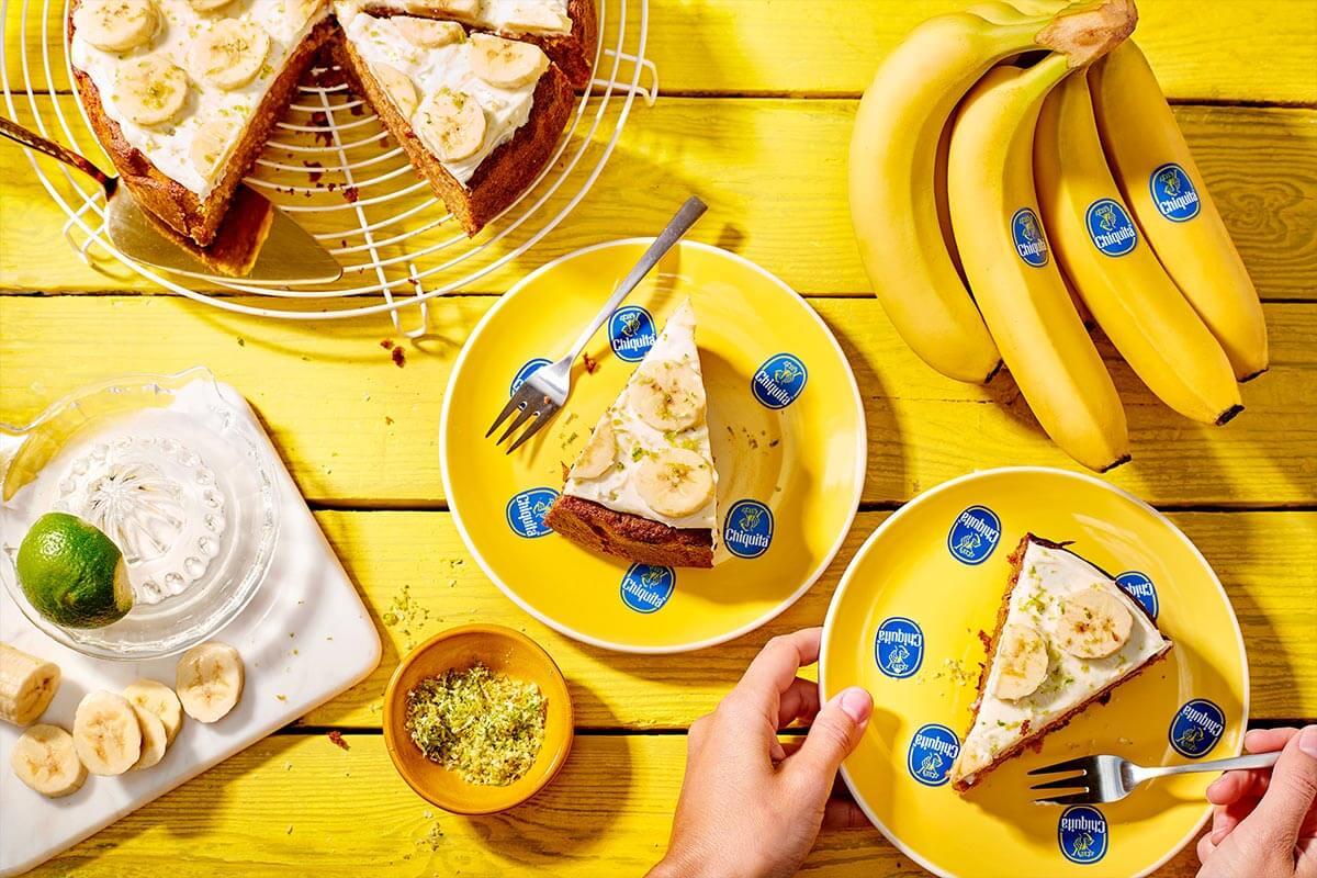 Carrot Cake Chiquita Banana Bread