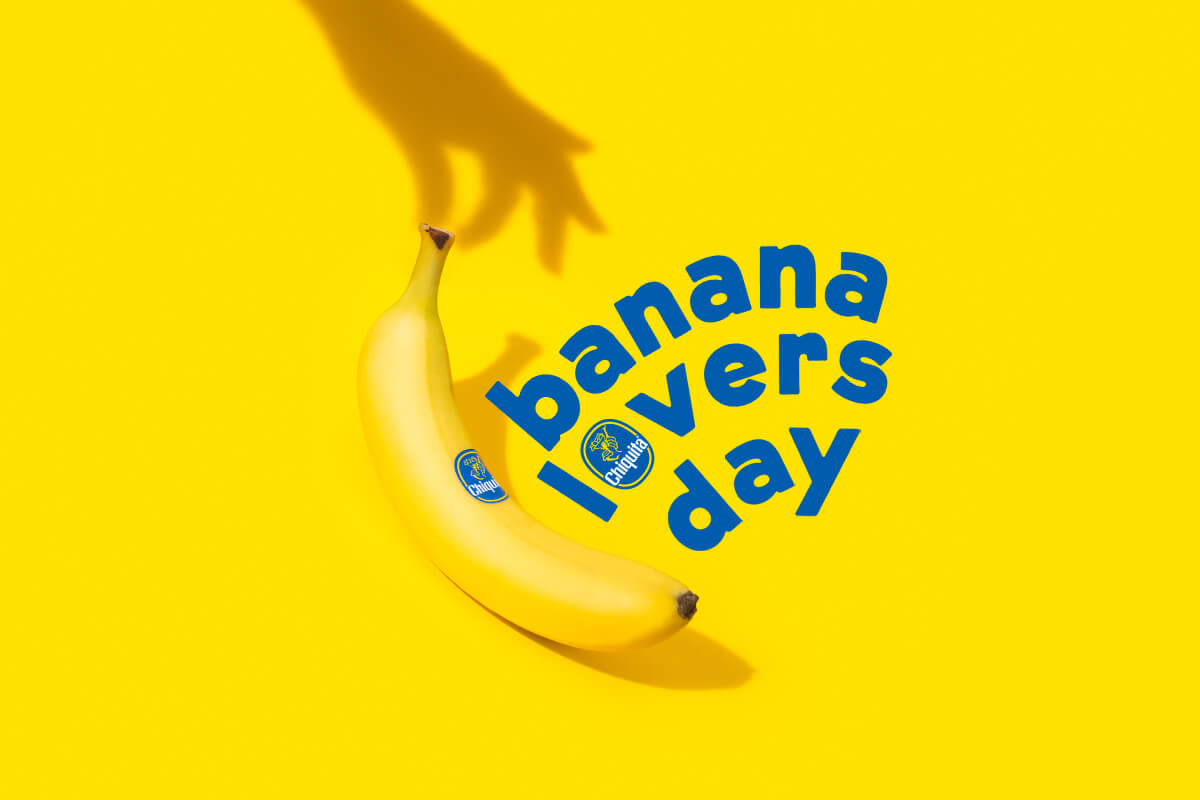 Chiquita Celebrates Banana Lovers Day with Beloved Banana Recipes