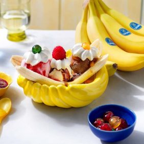 Chiquita Banana Split from the 50s