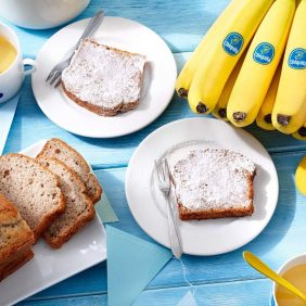 Classic Chiquita Banana Tea Bread
