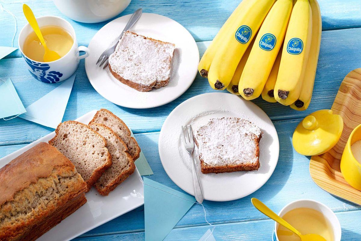 Classic Chiquita Banana Tea Bread