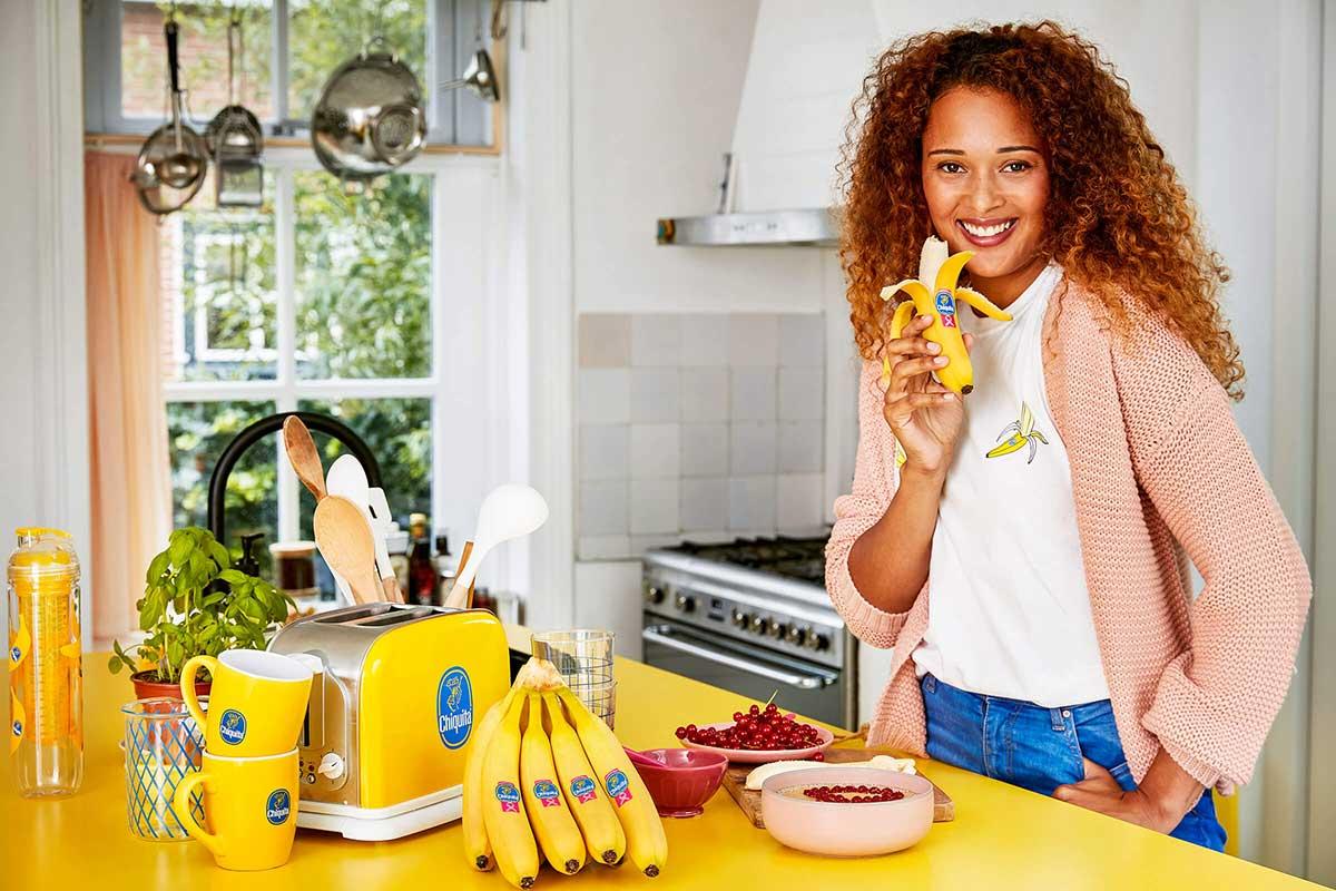 Chiquita Pink Ribbon Lifestyle Women Kitchen