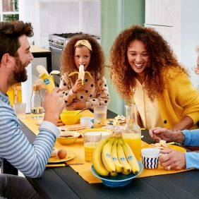 Say hooray for Chiquita bananas on World Food Day!