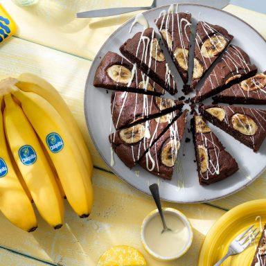 Chocolate Chiquita Banana Bread