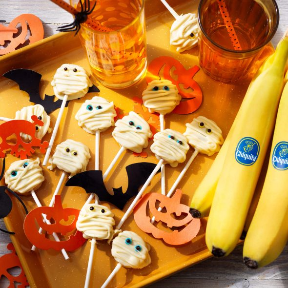 No Tricks – All Treats! Chiquita Welcomes the Fall Season with a Fruitful Costume Challenge Giveaway and Halloween Recipes