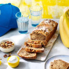 Leftover Easy Chiquita Banana Bread