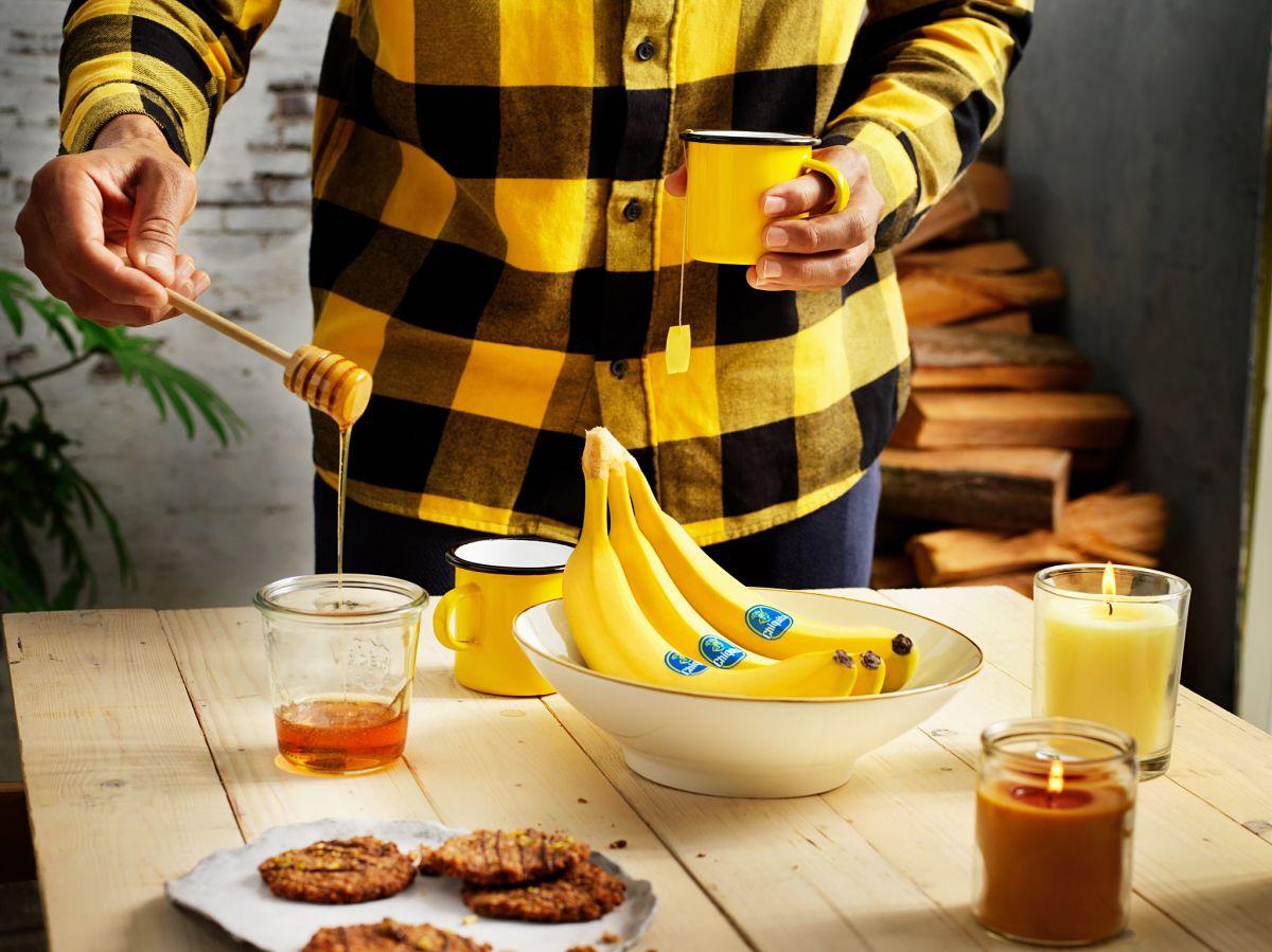 Chiquita peels tea