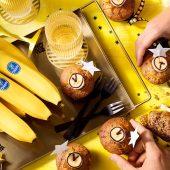 Banana Bread Muffins by Chiquita