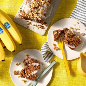 Eggless Banana Bread by Chiquita