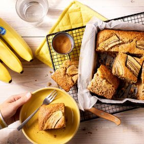 Healthy Banana Bread by Chiquita