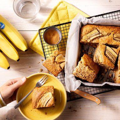 Healthy Banana Bread by Chiquita