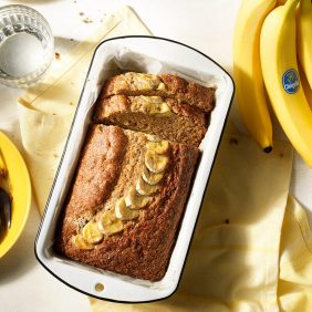 Sugar Free Banana Bread by Chiquita
