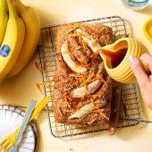 Vegan Banana Bread by Chiquita