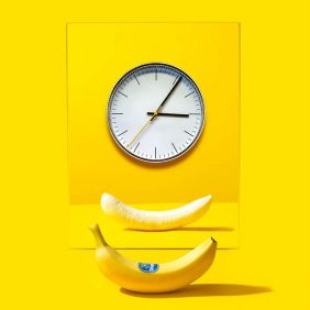 Healthy snacks: the best time to eat bananas